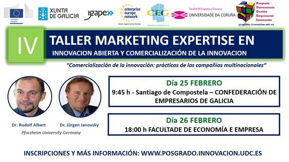 IV Taller Internacional Marketing Expertise