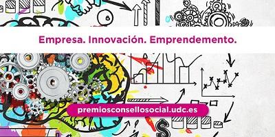 Premios Consello Social UDC 18/19