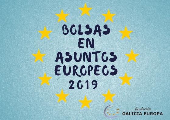 Bolsas Fundación Galicia Europa 2019