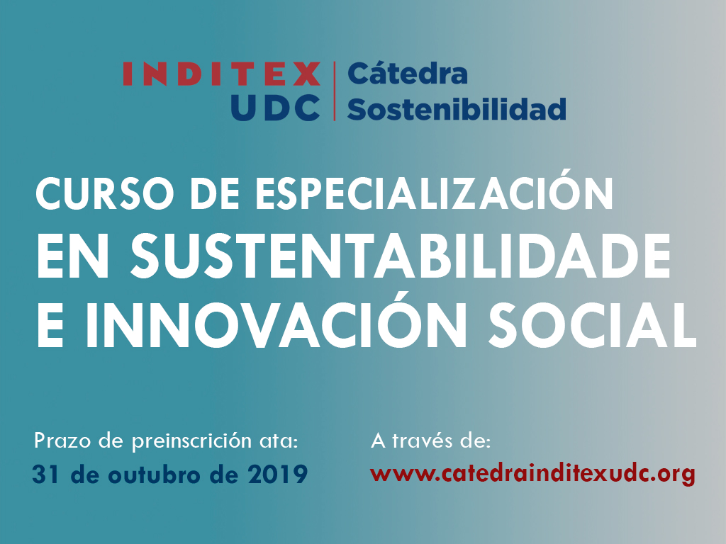 CÁTEDRA INDITEX-UDC