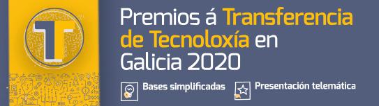 PREMIOS A TRANSFERENCIA DE TECNOLOXÍA EN GALICIA 2020