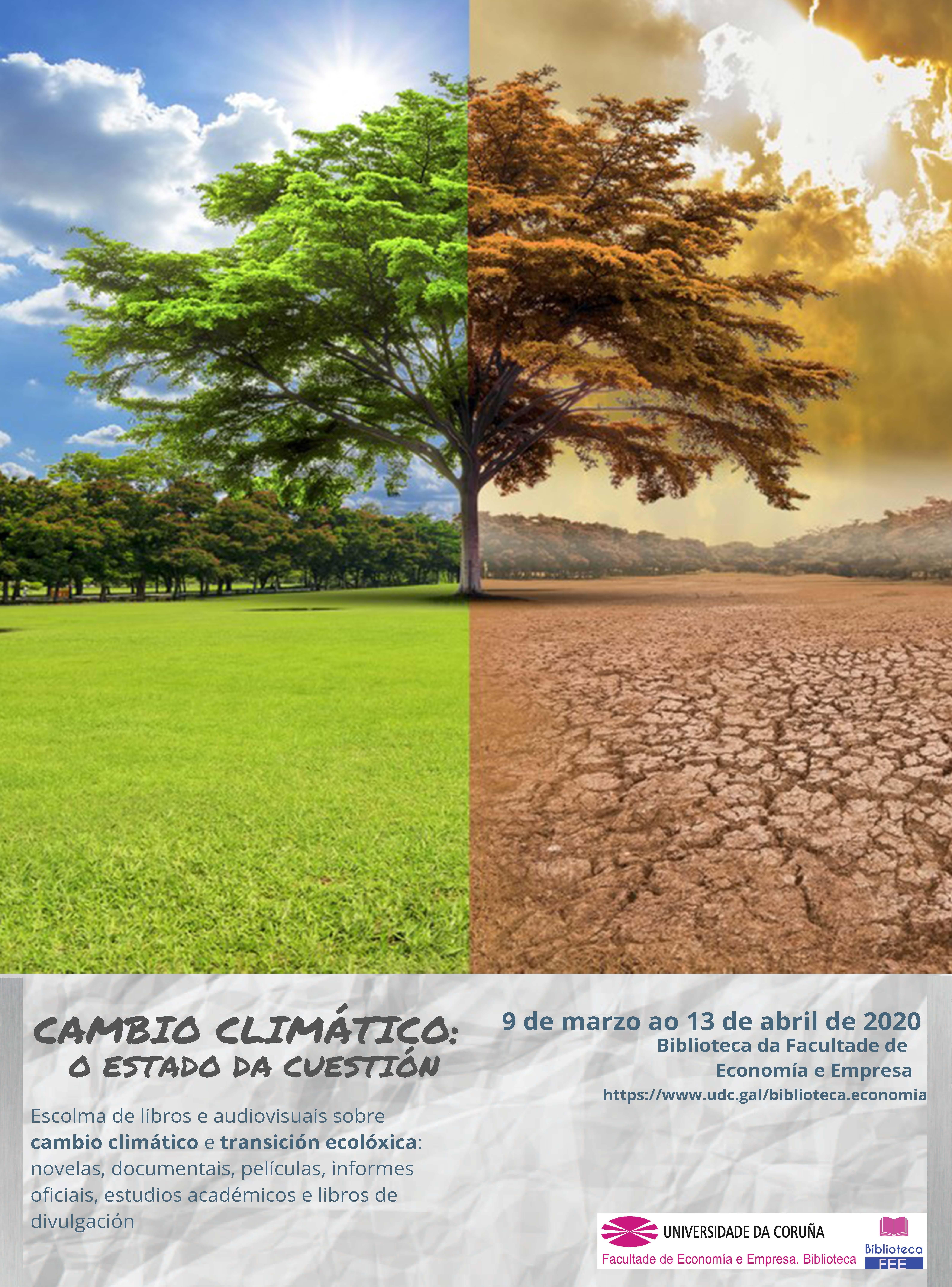 CAMBIO CLIMÁTICO: O ESTADO DA CUESTIÓN