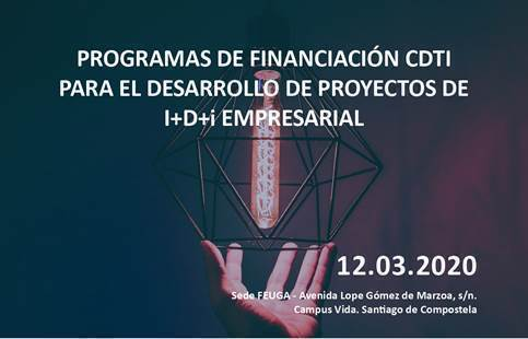 FINANCIACIÓN PROXECTOS I+D+i
