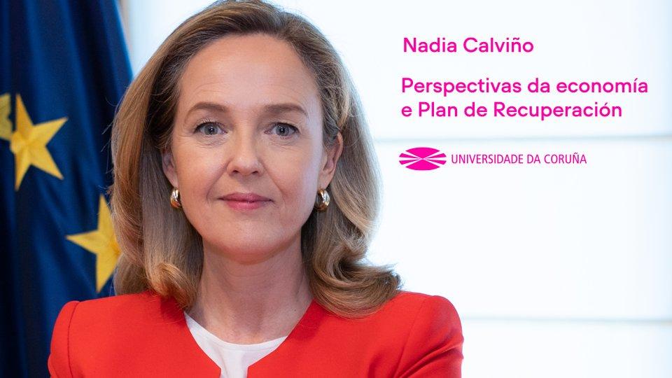 CHARLA-COLOQUIO DE DONA NADIA CALVIÑO