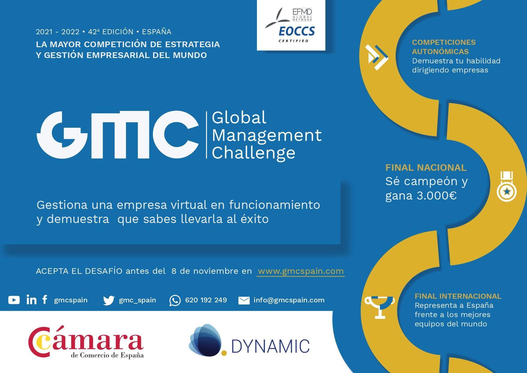 GLOBAL MANAGEMENT CHALLENGE 2021-2022
