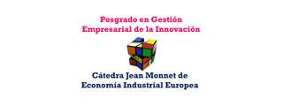 Cátedra Jean Monnet EIE – Posgrao Innovación