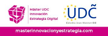 Cátedra Jean Monnet EIE – Máster en Innovación e Estratexia Dixital da Empresa